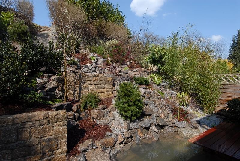 Steingarten Mit Wasserlauf – castelobran.co